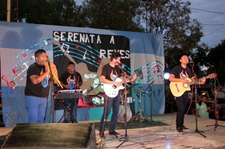 Hoy y mañana se realizará la XXVI edición de la Serenata a Reyes