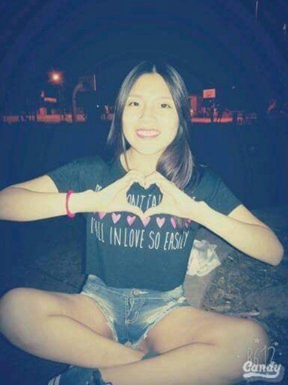 Mayra Flores regresó sola a su casa, después de la búsqueda de su familia