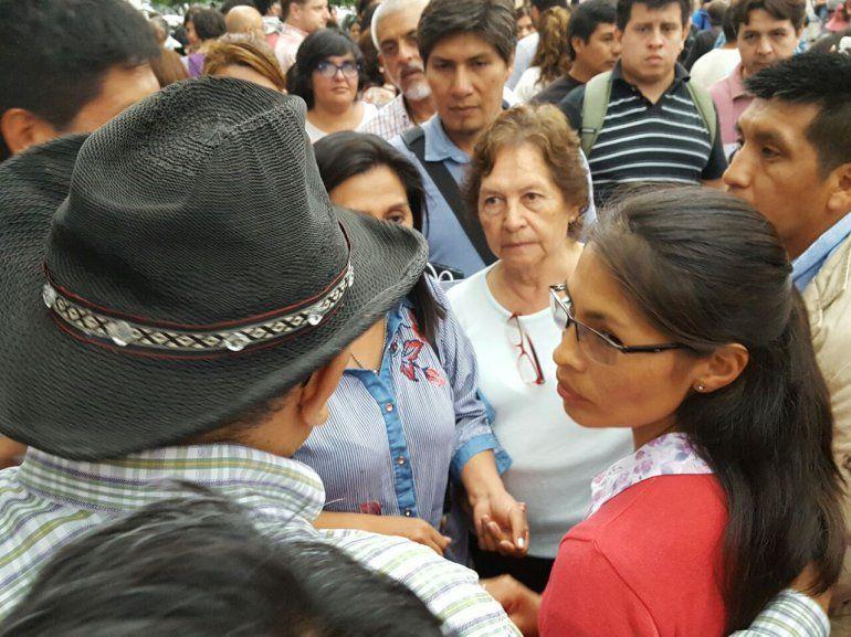 Se realizó la segunda marcha pidiendo justicia por Matías, la madre pidió respeto a su dolor