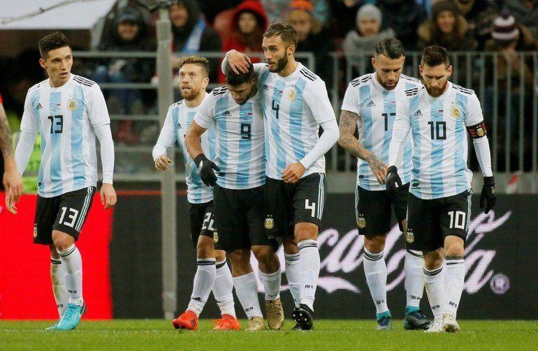 Argentina podría jugar ante Cataluña el último encuentro antes del Mundial