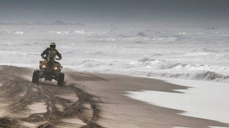 El cordobés Villagra se afianza en el segundo puesto de camiones en el Rally Dakar 2018