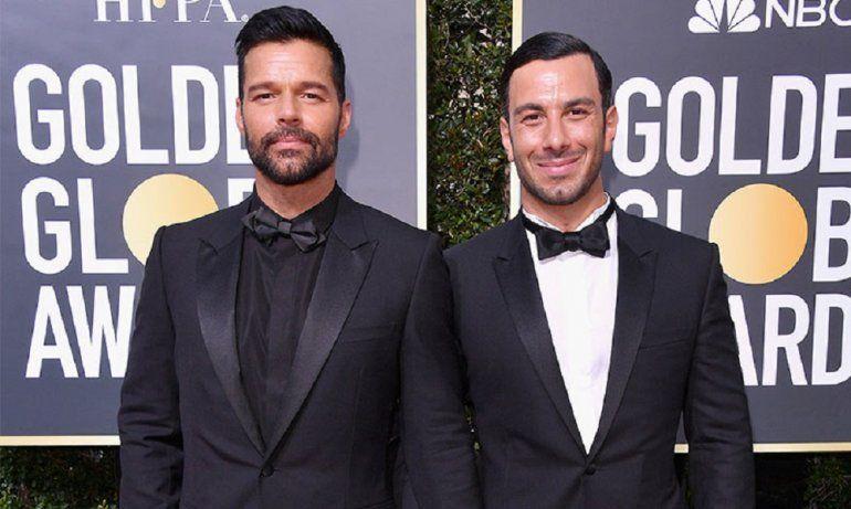 Ricky Martin confirmó que se casó con Jwan Yosef