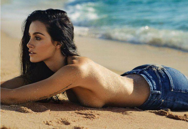 Oriana Sabatini volvió a mostrarse híper sensual en las redes