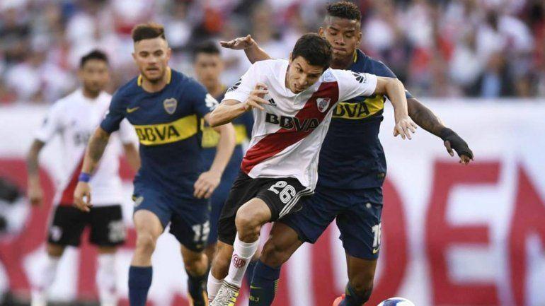 Sin sede confirmada: Boca-River jugarían la final de la Supercopa en marzo