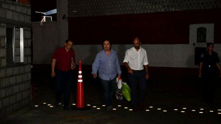 Liberaron a José María Núñez Carmona, el socio de Boudou: En la cárcel jugábamos al fútbol y la pasamos bien