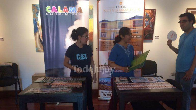 Presentan Calama como propuesta turística y opción hotelera frente a la llegada del Papa
