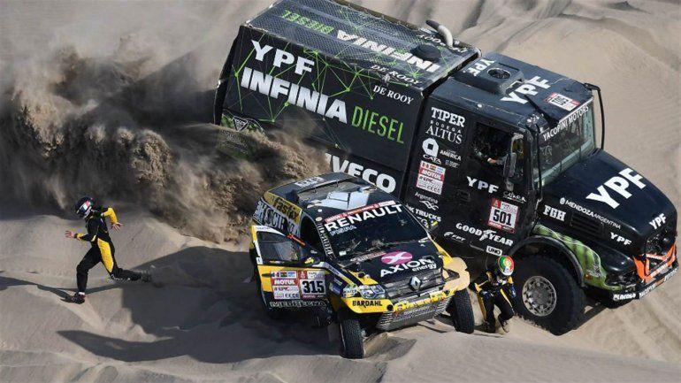 Gran momento argentino en el Dakar: dos triunfos y un líder en la general