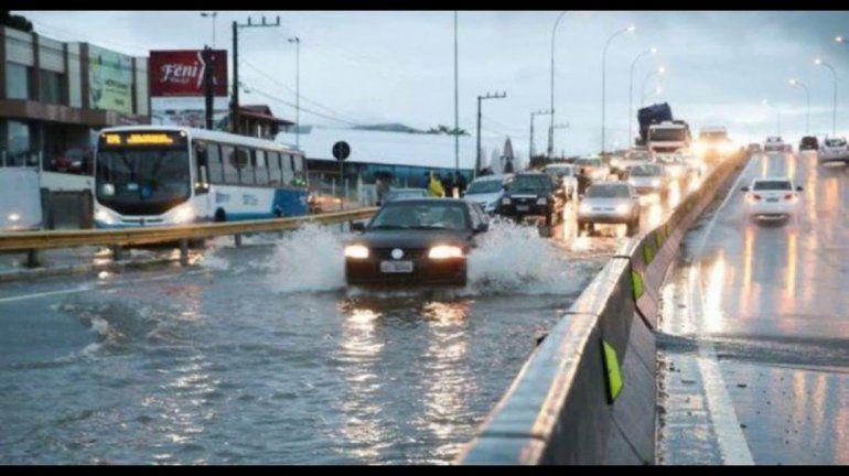 Declaran estado de emergencia en Florianópolis