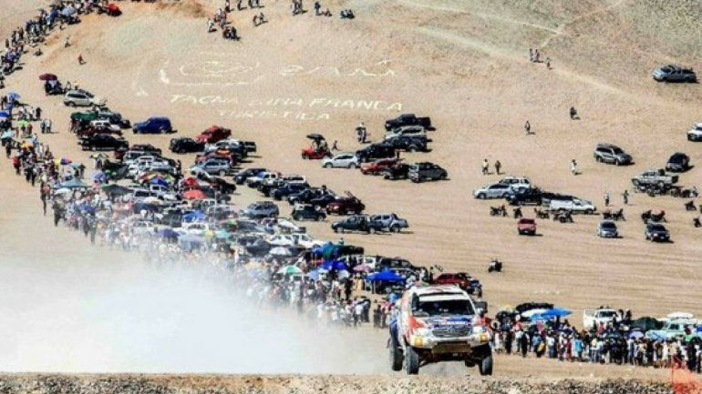 El Rally Dakar ingresará a la Argentina por el puente internacional Villazón - La Quiaca