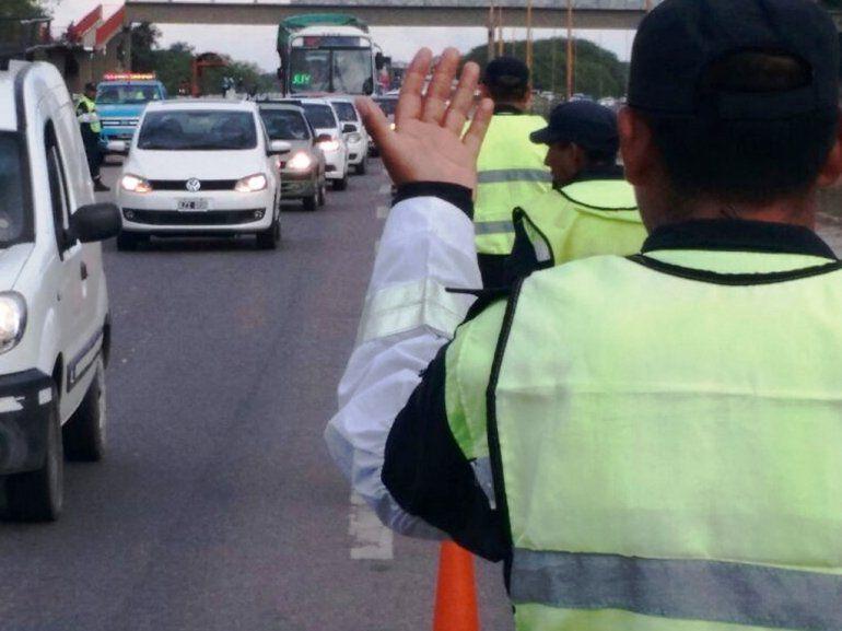 El Papa en Chile: Todo listo para el operativo preventivo de seguridad vial