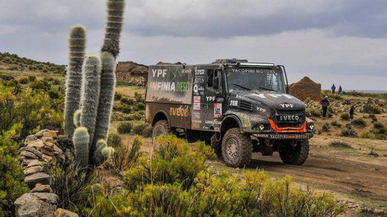 Rally Dakar 2018: una jornada larga y de alto riesgo