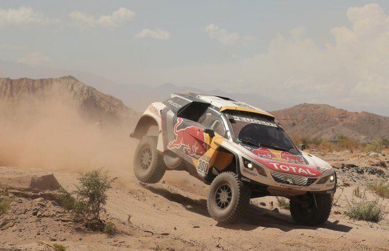Se confirmó el Dakar 2019