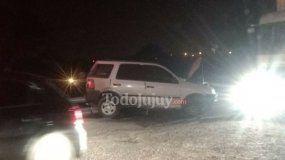 Camino a San Pedro dos vehículos chocaron, el que iba en moto murió tras el impacto