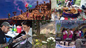 Mirá la agenda del fin de semana: mucha música, comida y tradiciones en la provincia
