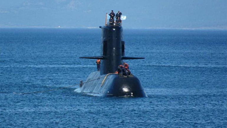 La Armada reconoció que no levantó del mar la radiobaliza