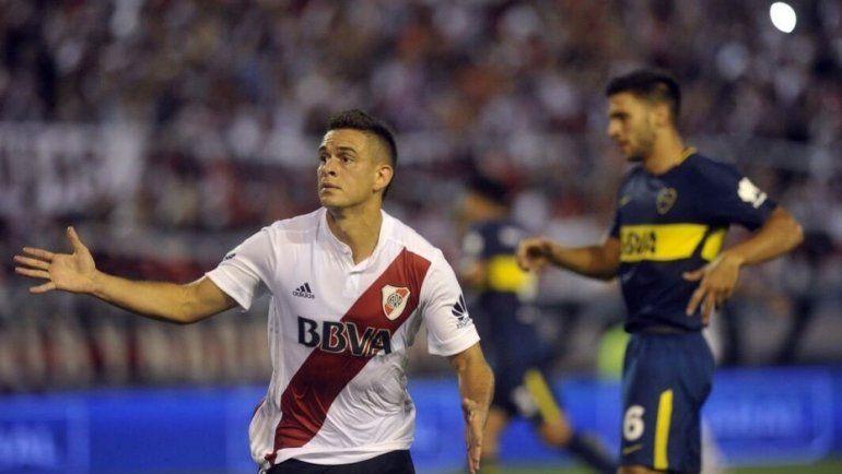 Te Borré en el primero: el Millonario se quedó con el primer superclásico gracias al gol del colombiano