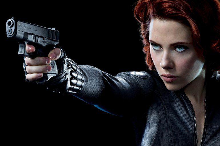 Scarlett Johansson llegó a Noruega para rodar Viuda Negra