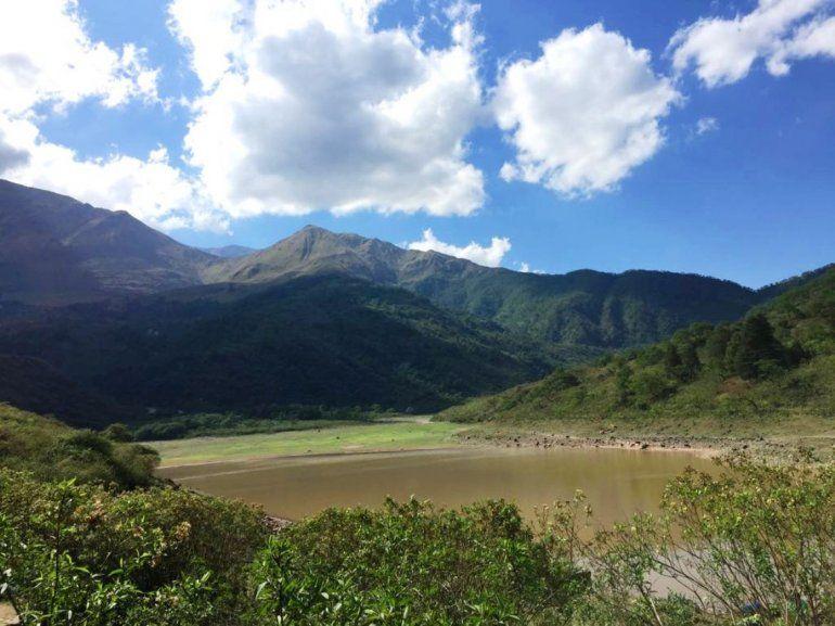 Verde antiestrés: las Lagunas de Yala ofrecen paz y un paisaje envolvente