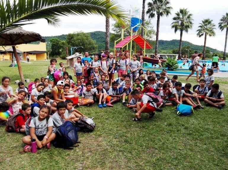 Más de 200 niños disfrutaron de la Colonia de Vacaciones del Club Atlético Ledesma