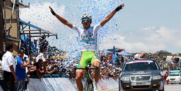 Foto: Franco Xaviel Videla - Ciclismo Internacional