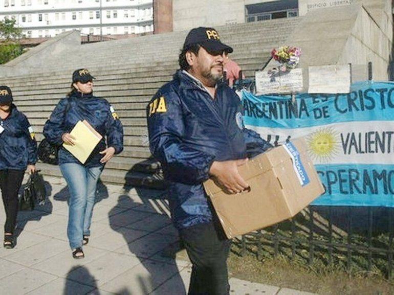 Allanaron la Base Naval de Mar del Plata por la desaparición del ARA San Juan