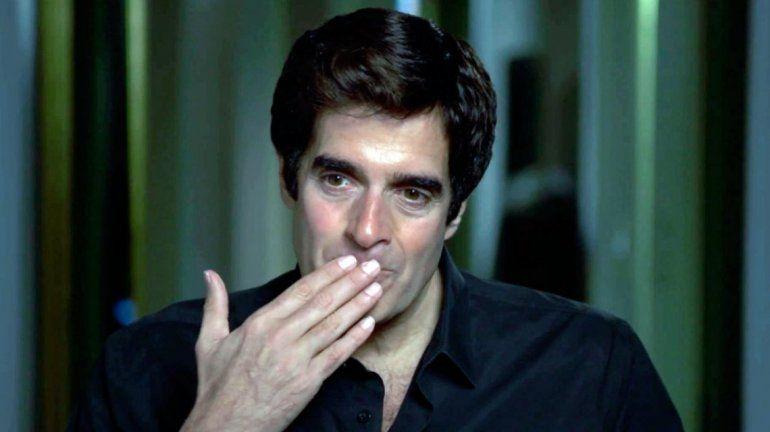 David Copperfield fue acusado de abuso sexual