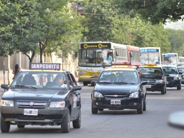 Los taxistas exigen que la licitación de los interjurisdiccionales sea para quienes realmente viven del oficio