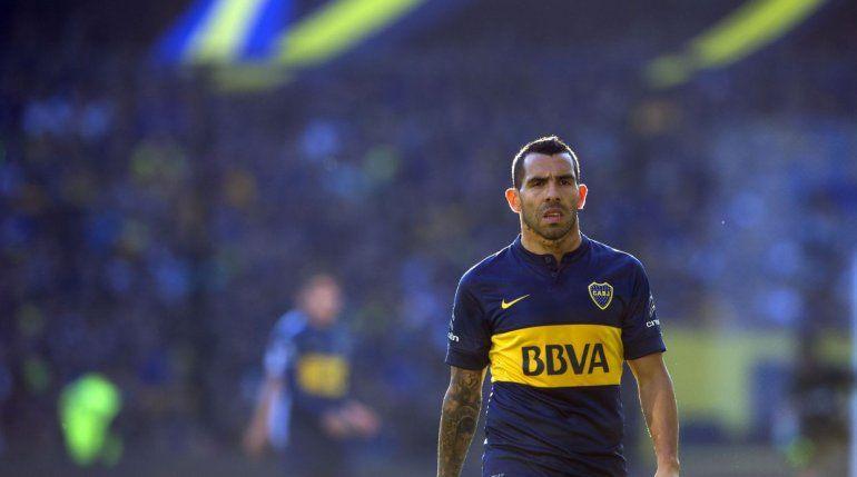 Carlos Tevez: Yo la tengo que romper para estar en la Selección