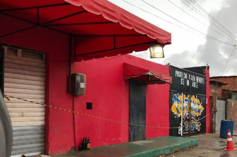 Al menos 14 muertos tras un tiroteo en un boliche de Fortaleza, Brasil
