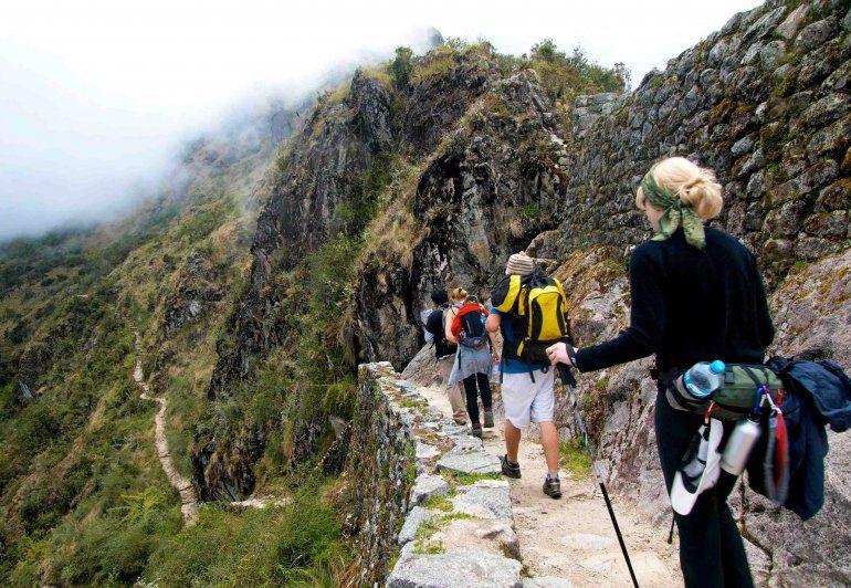 Perú: cierran el Camino del Inca a Machu Picchu durante todo febrero