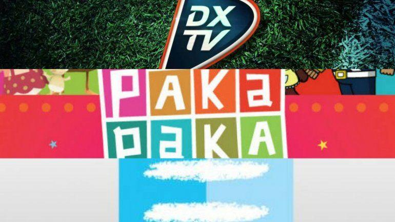 Cerrarán los canales Encuentro, Paka Paka y Depor TV