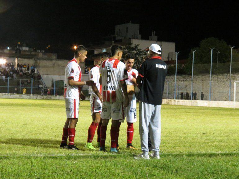 Se postergó el partido entre Ciudad de Nieva y Atlético San Pedro