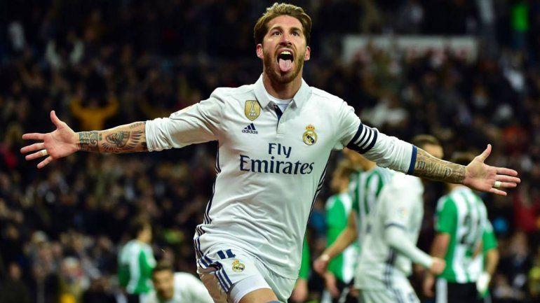 Sergio Ramos comparte su nuevo look y todos le sacan el mismo parecido