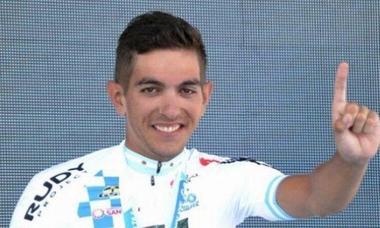 Jujeño campeón: ser ciclista es un deporte muy sacrificado