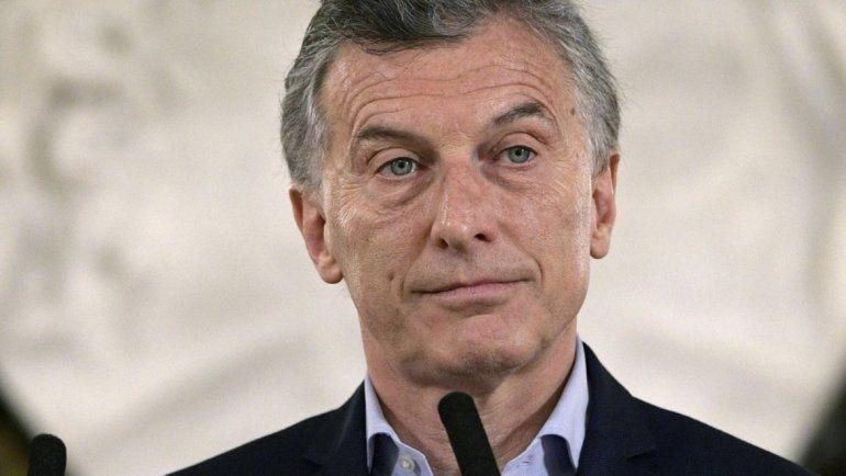 Mauricio Macri recibió en la Casa Rosada al policía embargado por defender a un turista estadounidense