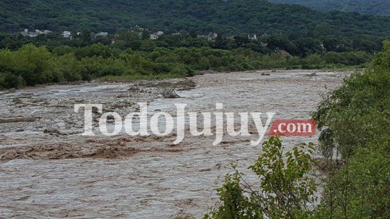 El cuerpo hallado en el río Grande no tendría más de 5 días en el lugar