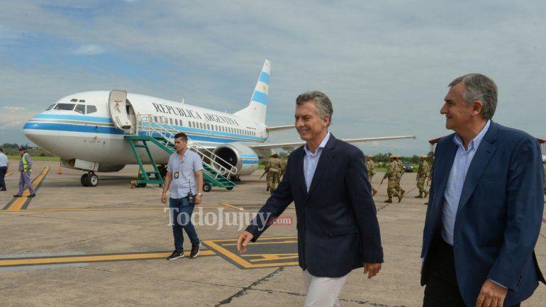 Mauricio Macri vuelve a Jujuy para inaugurar obras en Volcán