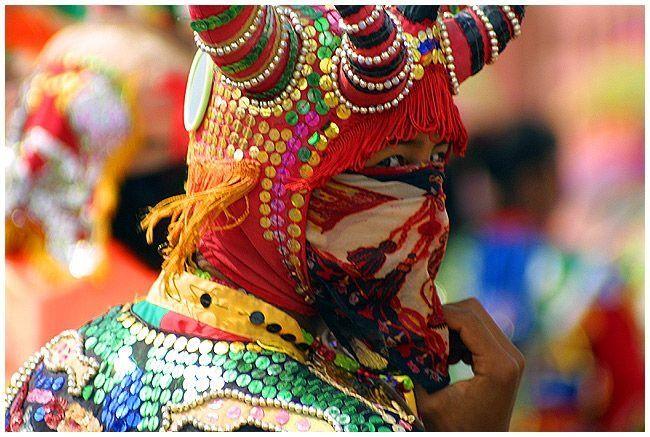 Ni malo, ni tenebroso: la picardía de Pujllay, el diablito que libramos en nuestro carnaval