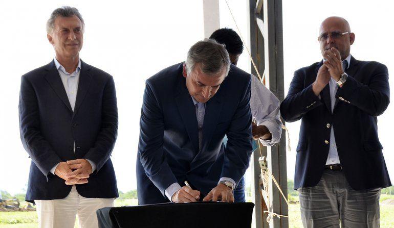 Morales sobre la Zona franca: Es es el proyecto más transversal de los Gobiernos de Jujuy