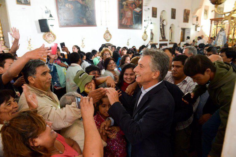 Macri en Jujuy