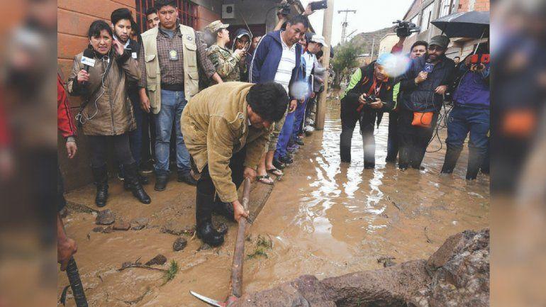 Inundaciones en Bolivia: ya son 6 los muertos y hay alerta en 60 municipios
