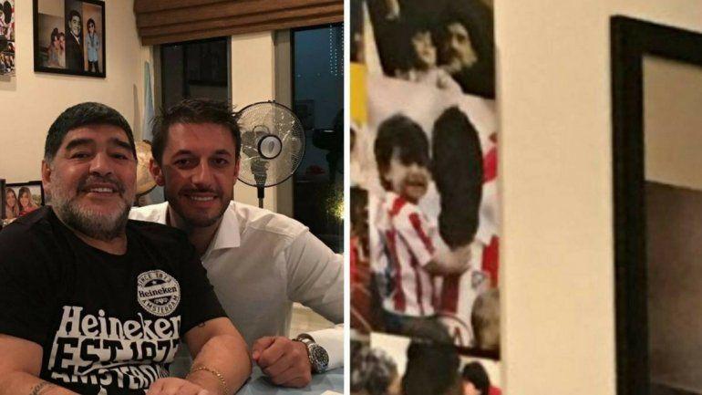 Diego Maradona borró a Sergio Agüero: ¡no lo quiere ver ni en foto!