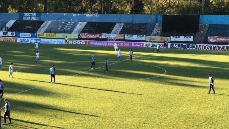 Gimnasia empató con Almagro y clasificó a la Copa Argentina 2018