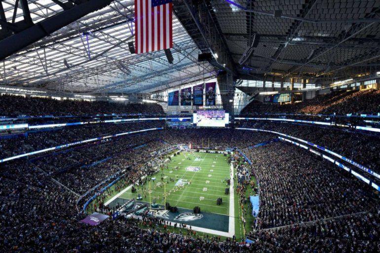 Mirá las mejores fotos del triunfo de los Philadelphia Eagles en el Super Bowl