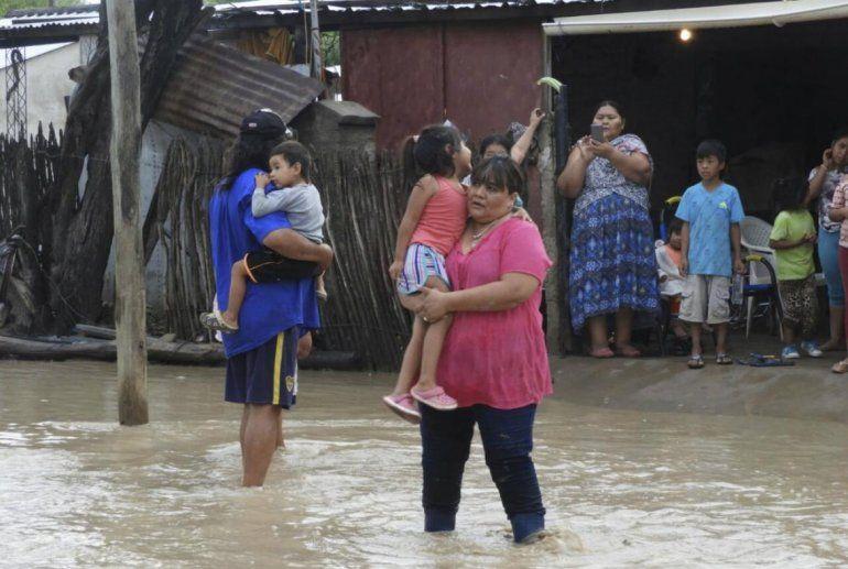 Río Pilcomayo: Después de la tragedia llega la solidaridad