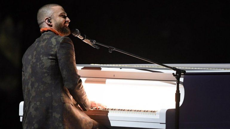 Justin Timberlake cantó a duo con Prince y toda Minneapolis se tiñó de púrpura