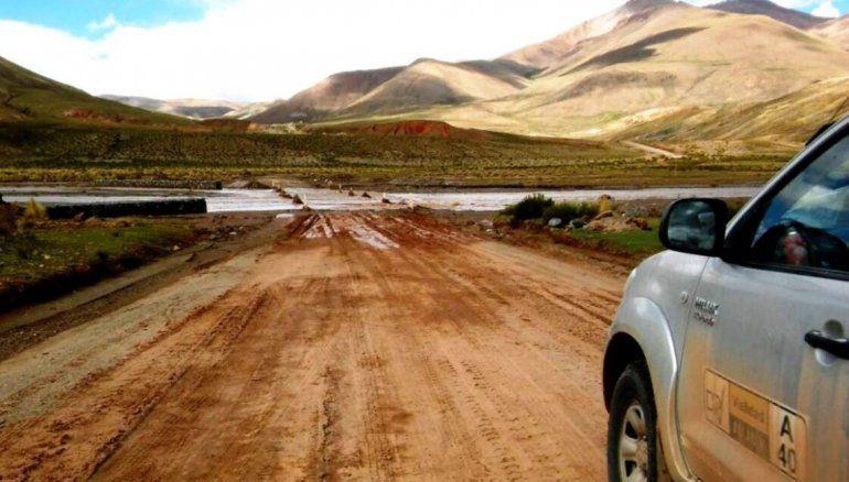 El estado de las rutas en toda la provincia: todavía hay algunos cortes en la Puna
