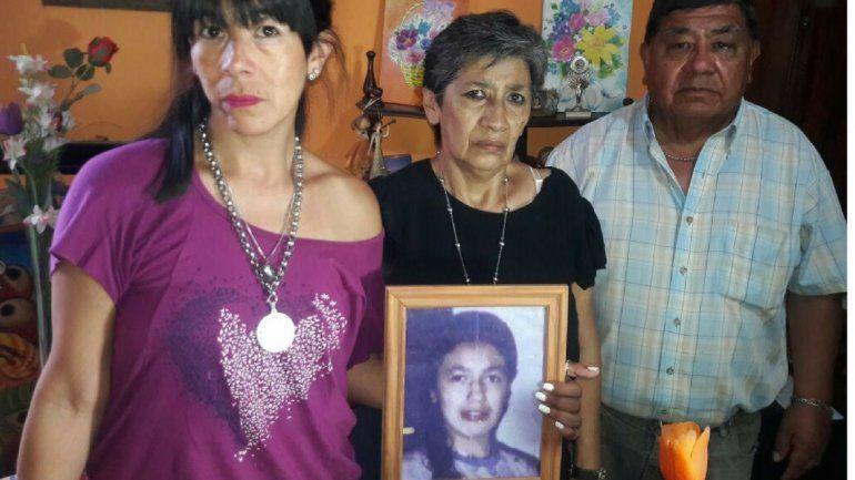Familia de Natalia Vilca