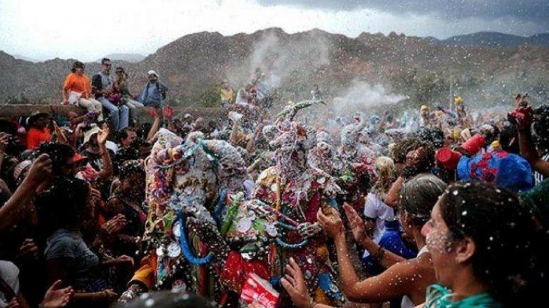 Mirá cómo estará el tiempo durante el carnaval