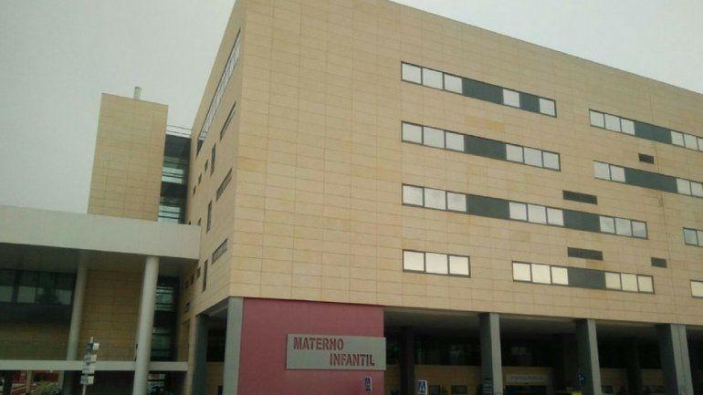Hospital Materno Infantil de España - Créditos: Telefe Noticias